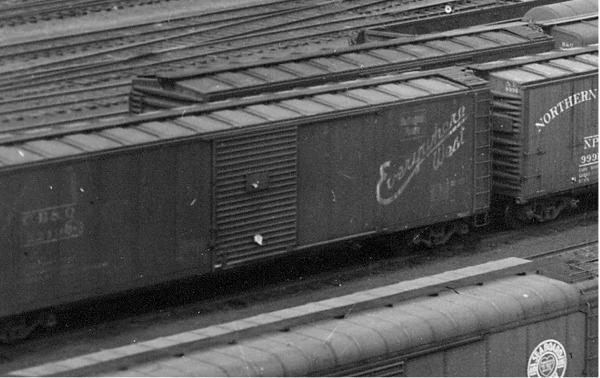 Steam Era Freight Cars Gallery CBampQ 50 Foot AAR Single