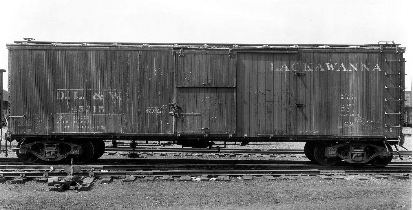 Steam Era Freight Cars