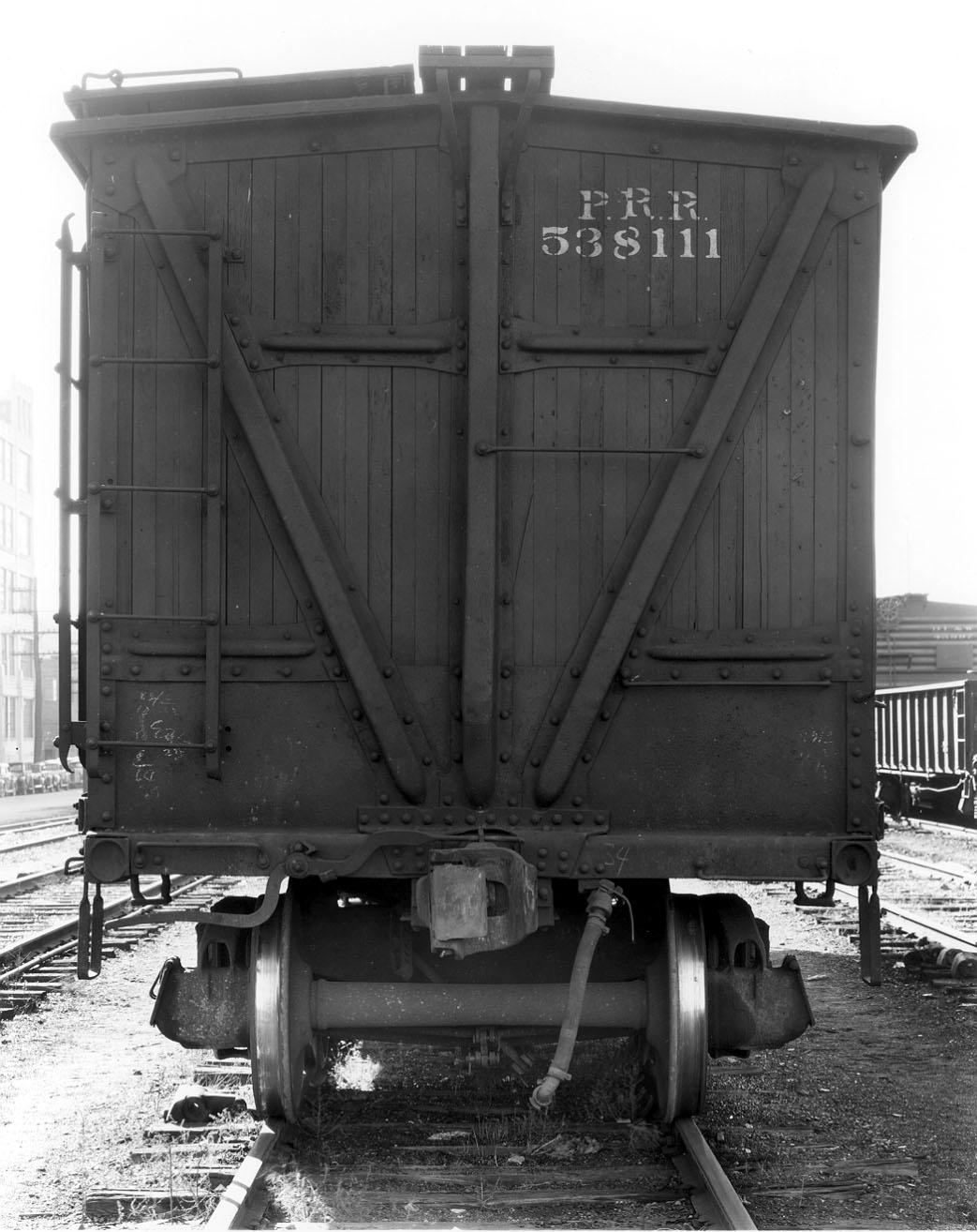 Steam Era Freight Cars - Gallery - Box Cars - Pennsylvania ...