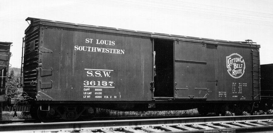 Steam Era Freight Cars Box Amp Auto Cars Ssw 36137