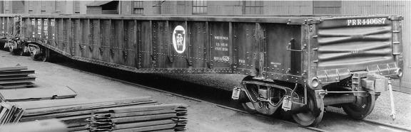 Steam Era Freight Cars Gallery PRR Class G26 440687