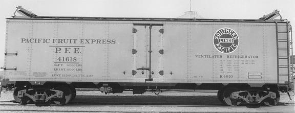 Steam Era Freight Cars Gallery Refrigerator Cars