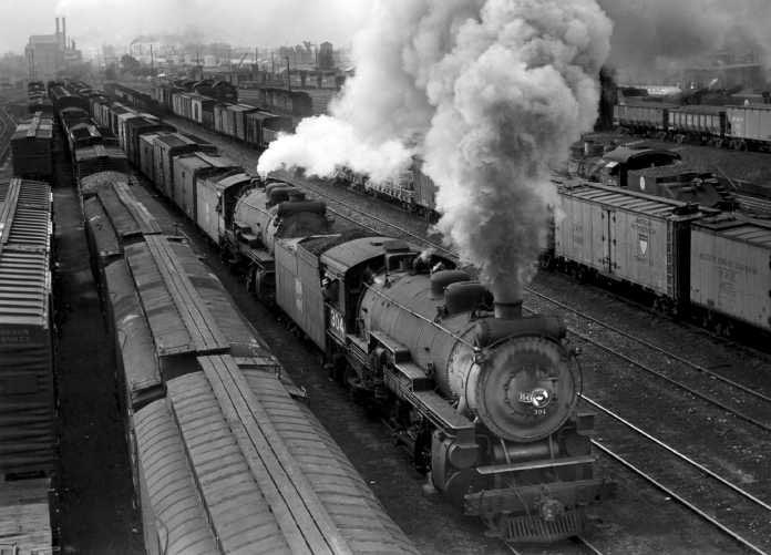 Steam Era Freight Cars Gallery Shot Of The Month