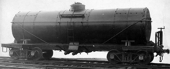 Steam Era Freight Cars Gallery Tank Cars W R Grace 2
